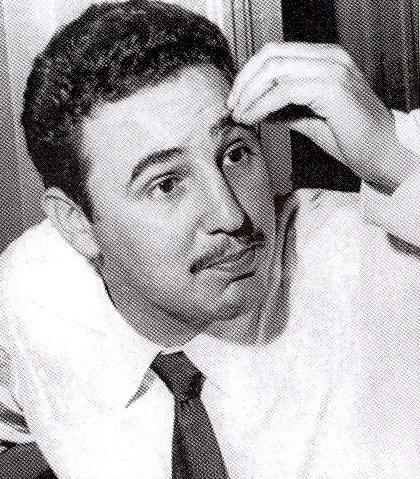 El abogado Fidel Castro. Foto: Archivo