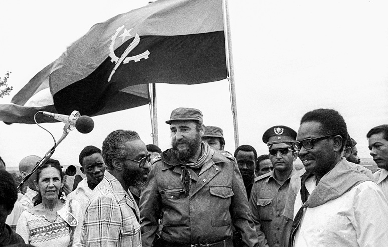 Fidel Castro´s humanism highlighted in Angola