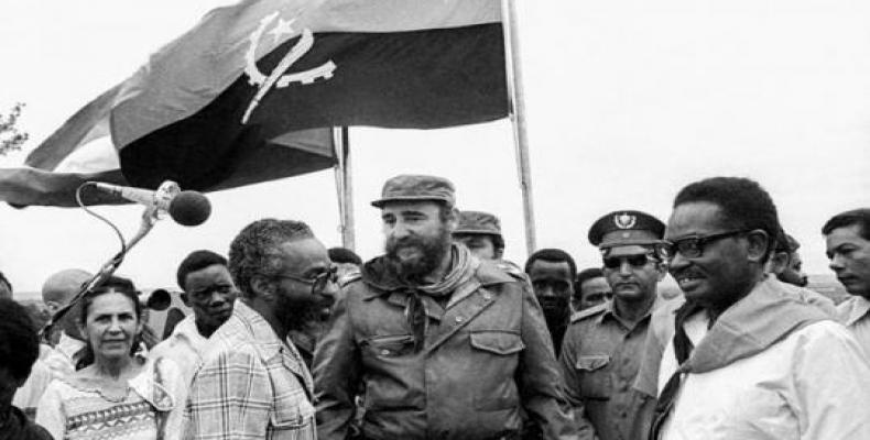 Exalta figura de Fidel Castro Vicepresidente de la Comisión de Unión Africana