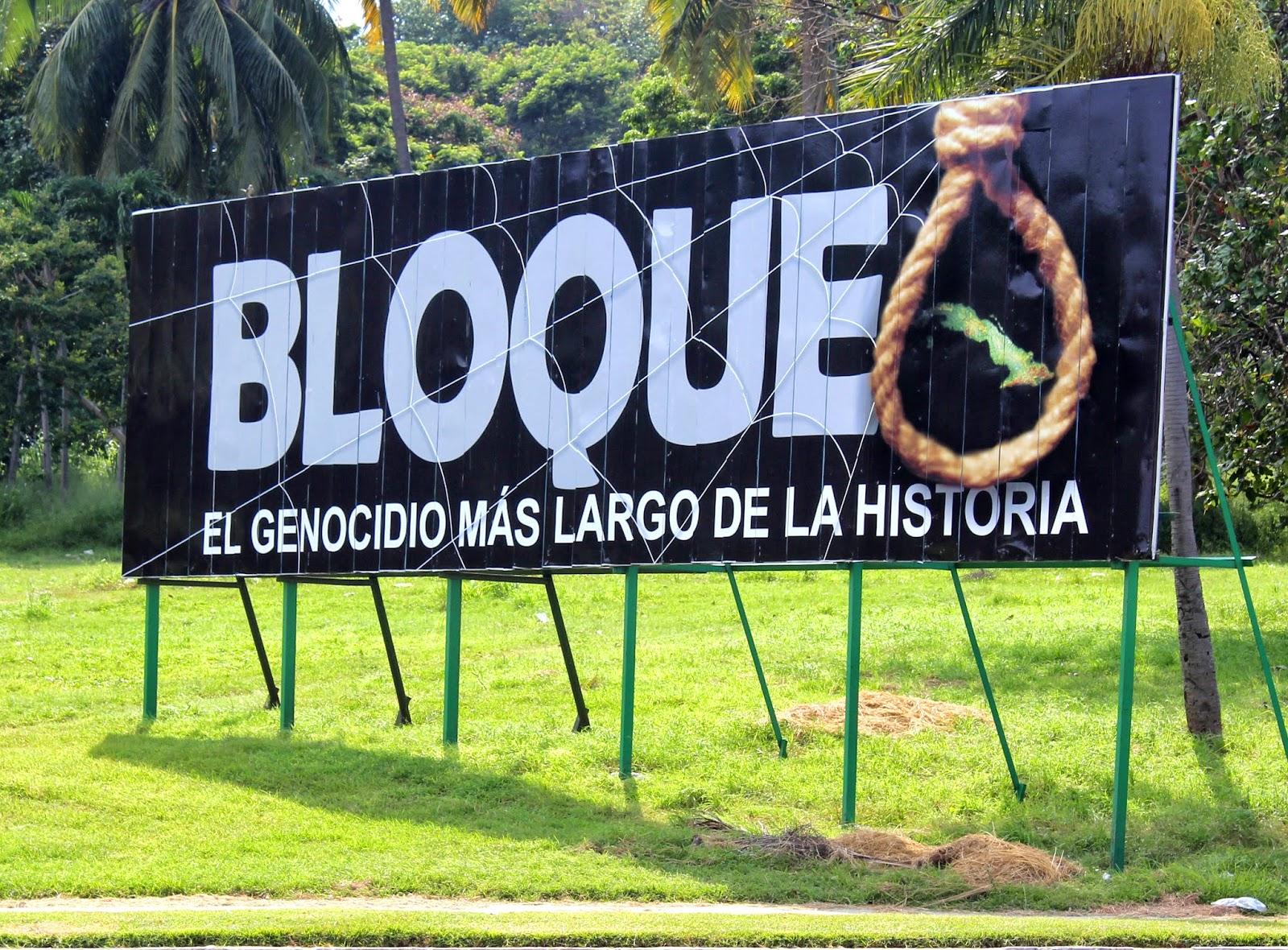Cuantiosos daños provoca permanencia del bloqueo de EE.UU. a Cuba
