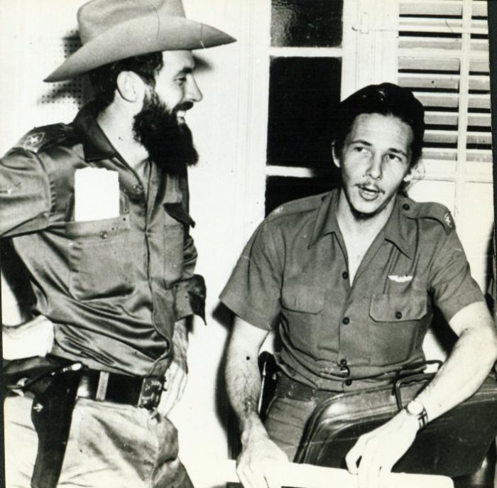 Camilo fece parte del gruppo dei ribelli dello yacht Granma che cambiarono Cuba. Photo: Archivo