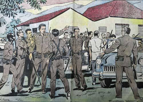 25 de julio 1953: Ultiman detalles para el asalto al Moncada