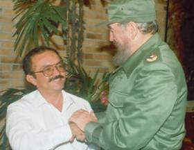 Treffen mit Raúl Reyes