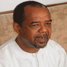 Presidente del Partido Democrático de Guinea Mohamed Touré