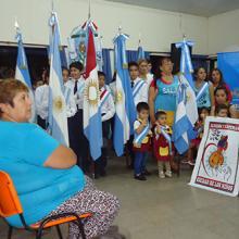 """El programa de alfabetización cubano """"Yo sí puedo"""" fue reconocido por la UNESCO e implementado en más de 30 países. Foto: Cortesía del autor."""