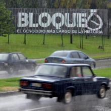 El bloqueo constituye una violación masiva, flagrante y sistemática de los derechos humanos de todo el pueblo cubano y califica como acto de genocidio, a tenor de la Convención para la Prevención y Sanción del Delito de Genocidio de 1948. Foto: Juvenal Balán