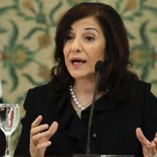 Asesora de la Presidencia Siria, Bouthaina Shaaban