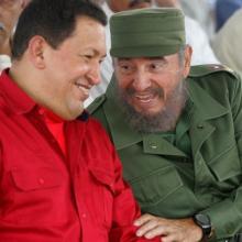 Un homenaje a Fidel, a Chávez y al Día Internacional de la Mujer