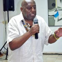 Eloy Machado (El Ambia) abrirá los festejos de clausura del Festival Timbalaye. Foto: Internet