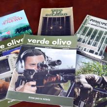 Ediciones Verde Olivo. Foto tomada de Trabajadores