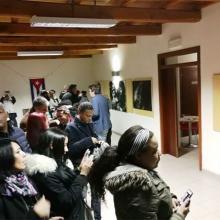 Exposición en Roma sobre Fidel Castro y Ernesto Che Guevara