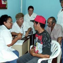 Der kubanische Außenminister bekräftigte, dass unser Land weiterhin Leben retten und Gesundheit und Wohlbefinden gewährleisten werde, wo immer dies gewünscht wird. Photo: Jorge Luis GonzálezDer kubanische Außenminister bekräftigte, dass unser Land weiterhin Leben retten und Gesundheit und Wohlbefinden gewährleisten werde, wo immer dies gewünscht wird. Photo: Jorge Luis González
