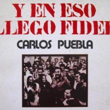Portada del libro Y en eso llegó Fidel
