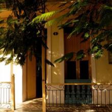 La casita de la Loma del Intendente conserva su sencillez. Foto: Endrys Correa Vaillant