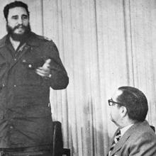 Fidel interviene en la Sesión Extraordinaria del Consejo de Ministros en que se dio a conocer el resultado del Referendo