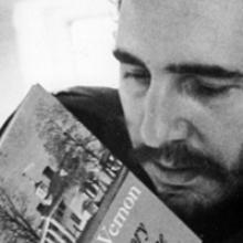 Fidel, un apasionado de la lectura, fue el máximo impulsor de la Feria del Libro