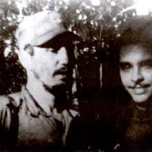 Fidel Castro y Frank País