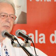 El intelectual brasileño, Frei Beto