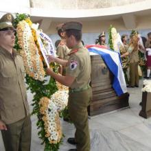 Homenaje a José Martí, 2017