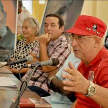 """Presentación del Libro: """"Y en eso llego Fidel"""""""