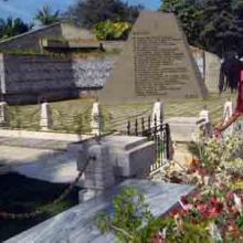 Raúl Torres, Eduardo Sosa, Luna Manzanares y Annie Garcés, Los Agradecidos, en su homenaje a Fidel.