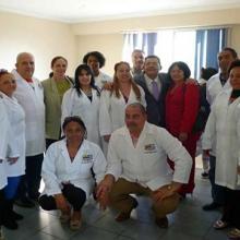 Médicos cubanos en Ecuador ratifican su compromiso con la Revolución Ciudadana.