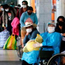 Perú registra un repunte en los casos de COVID-19. Foto: CNN
