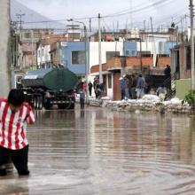 Casi un centenar de personas han perdido la vida a causa de los daños ocasionados por las intensas lluvias. Foto: Radio Huancavilca