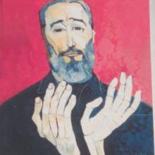 Portada del Poemario Cantar de Alejandro dedicado al Comandante en Jefe Fidel Castro Ruz
