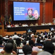 Aniversario XII Aniversario de la Alianza Bolivariana para los Pueblos de Nuestra América – Tratado de Comercio de los Pueblos (ALBA-TCP)