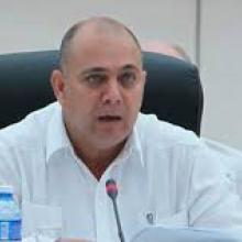 Roberto Morales Ojeda, Ministro de Salud Pública