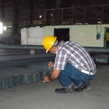 Trabajador de la Industria en las Tunas