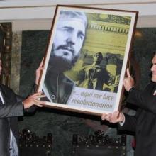 Reconocimiento a Raúl Castro
