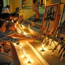 Vigilia a Fidel Castro Ruz