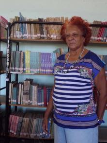 «Era un hombre de pueblo, y este lo cuidó mucho siempre, y lo protegió», recuerda la profesora Rosa Isabel. Foto: de la autora