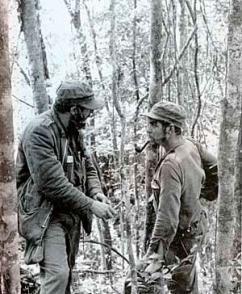 Más hombres, más armas y más experiencia permiten a Fidel la creación de una nueva columna al mando del Che