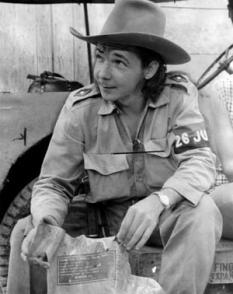 Al capitán Raúl Castro Ruz se le ascendió al grado de comandante y se le asignó el mando de una columna.