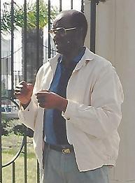 Alberto N. Jones en el año 2000