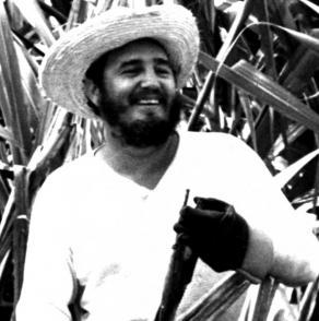 Fidel fue un elevadísimo ejemplo de consagración al trabajo y de vinculación al movimiento obrero cubano. Foto: Archivo de Granma