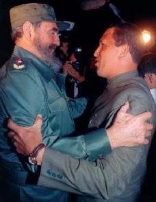 El primer encuentro. Aeropuerto Internacional José Martí,La Habana, 13 de diciembre de 1994, a las 9:40 pm.