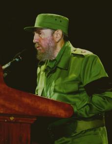 Discurso en la Tribuna Antimperialista contra la ley asesina de Ajuste Cubano, 2001