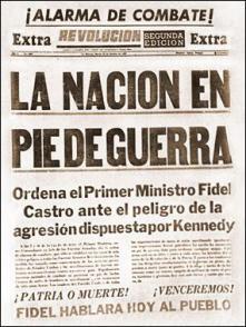 Portada del periódico Revolución. Foto: Archivo de Granma