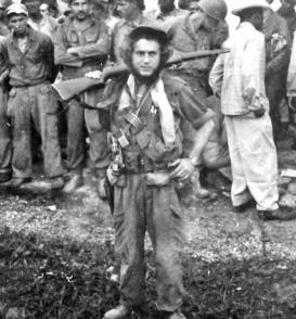 Roberto Rodríguez murió en la batalla de Santa Clara el 30 de diciembre de 1958