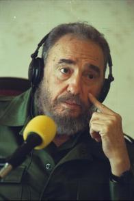 Fidel Castro en el Programa Aló Presidente en Venezuela, 2000