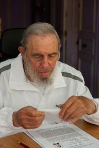 Fidel Castro en las elecciones de la Asamblea Municipal