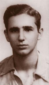 Fidel Castro Ruz, 1944