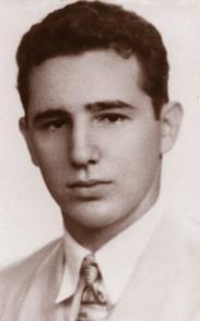 Fidel Castro Ruz a los 20 años, 1946