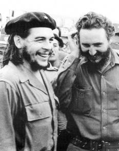 Fidel Castro y Ernesto Che Guevara_1959