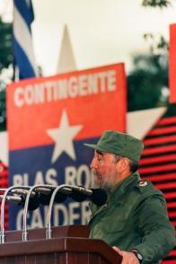 II Aniversario del Contingente Blas Roca