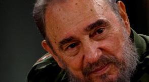 Retrato de Fidel. Foto: Ismael Francisco